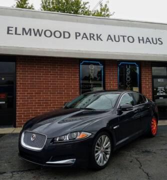 2015 Jaguar XF for sale at Elmwood Park Auto Haus in Elmwood Park IL
