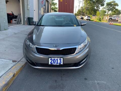 2013 Kia Optima for sale at SUNSHINE AUTO SALES LLC in Paterson NJ