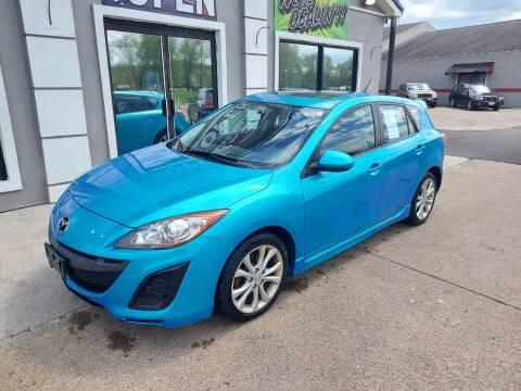 2011 Mazda MAZDA3 for sale at MARIETTA MOTORS LLC in Marietta OH