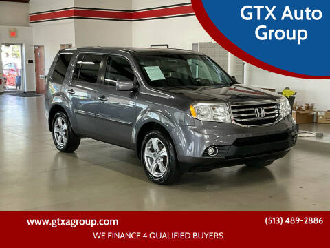 2014 Honda Pilot for sale at GTX Auto Group in West Chester OH