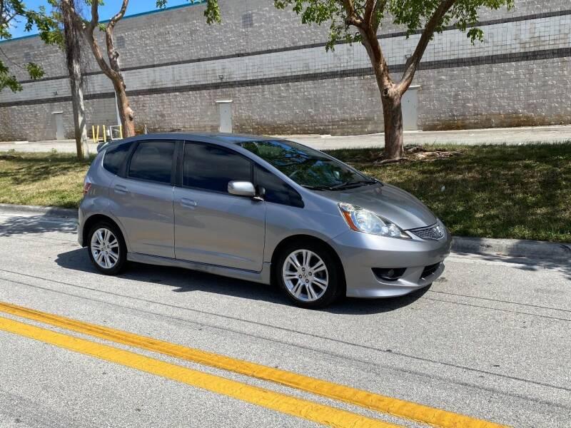 2010 Honda Fit for sale at My Car Inc in Hialeah Gardens FL