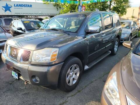 2004 Nissan Armada for sale at Car One in Essex MD