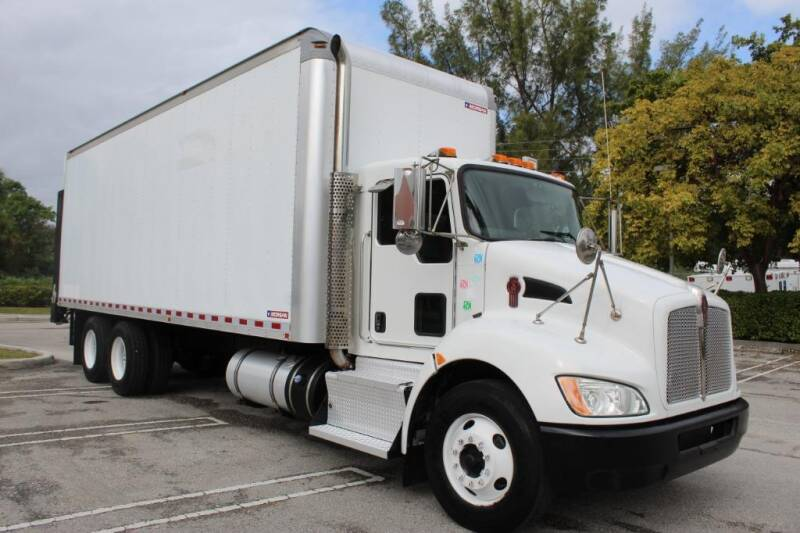 2013 Kenworth T370 for sale at Truck and Van Outlet in Miami FL