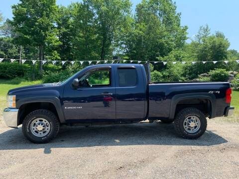 2009 Chevrolet Silverado 2500HD for sale at Hart's Classics Inc in Oxford ME