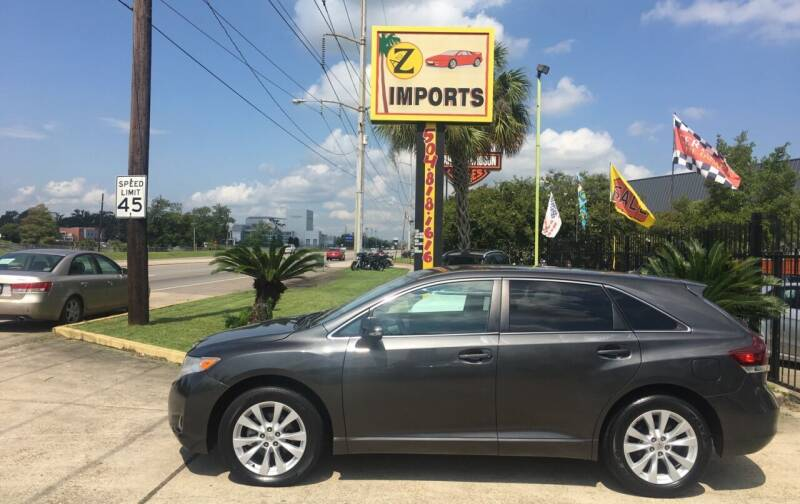 2013 Toyota Venza for sale at A to Z IMPORTS in Metairie LA