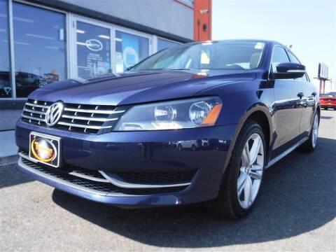2014 Volkswagen Passat for sale at Torgerson Auto Center in Bismarck ND