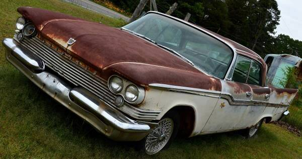 1959 Chrysler Windsor for sale at Haggle Me Classics in Hobart IN