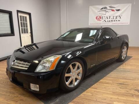 2006 Cadillac XLR for sale at Quality Autos in Marietta GA