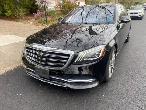 2018 Mercedes-Benz S-Class for sale at CarNYC.com in Staten Island NY