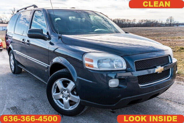 2008 Chevrolet Uplander for sale at Fruendly Auto Source in Moscow Mills MO