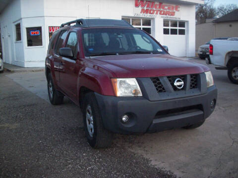 2007 Nissan Xterra for sale at Wildcat Motors - Main Branch in Junction City KS