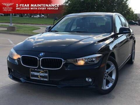 2014 BMW 3 Series for sale at European Motors Inc in Plano TX