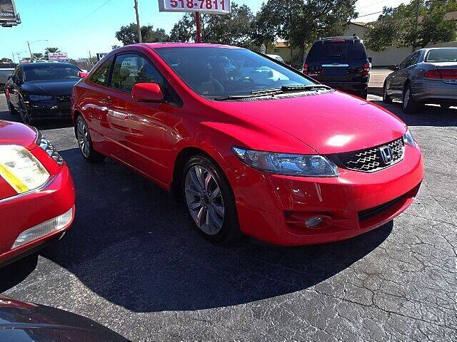2011 Honda Civic for sale at DONNY MILLS AUTO SALES in Largo FL