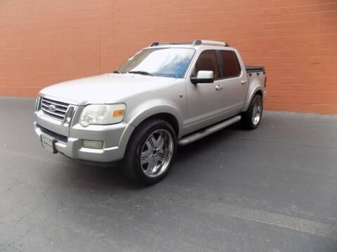 2007 Ford Explorer Sport Trac for sale at S.S. Motors LLC in Dallas GA