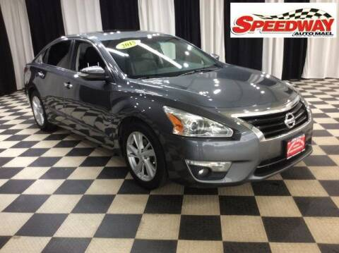 2015 Nissan Altima for sale at SPEEDWAY AUTO MALL INC in Machesney Park IL