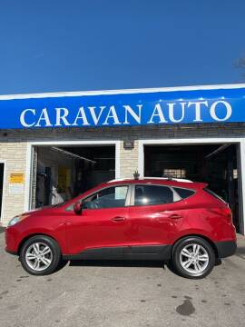 2010 Hyundai Tucson for sale at Caravan Auto in Cranston RI