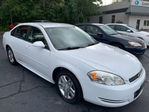2011 Chevrolet Impala for sale at Lighthouse Auto Sales in Holland MI