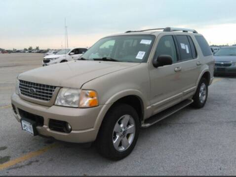2005 Ford Explorer for sale at HW Used Car Sales LTD in Chicago IL