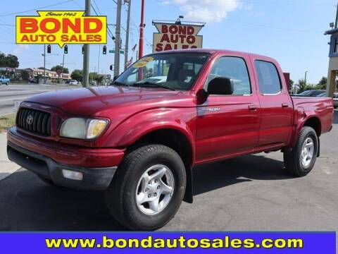 2004 Toyota Tacoma for sale at Bond Auto Sales in St Petersburg FL