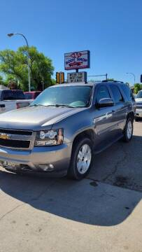 2007 Chevrolet Tahoe for sale at JR Auto in Brookings SD