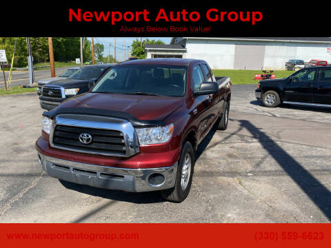 2007 Toyota Tundra for sale at Newport Auto Group in Austintown OH