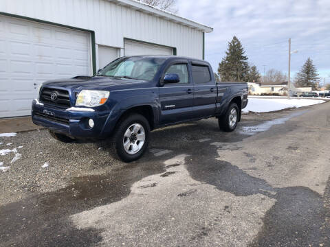 2007 Toyota Tacoma for sale at Purpose Driven Motors in Sidney OH