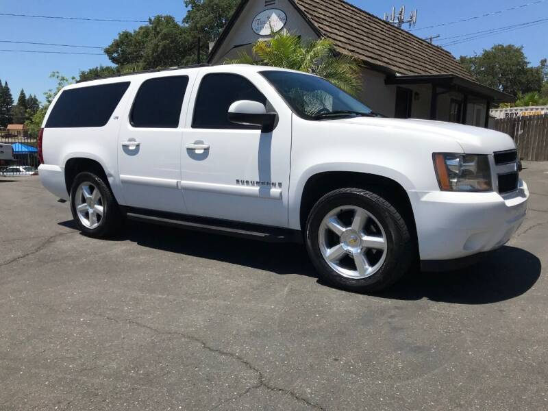 2007 Chevrolet Suburban for sale at Three Bridges Auto Sales in Fair Oaks CA