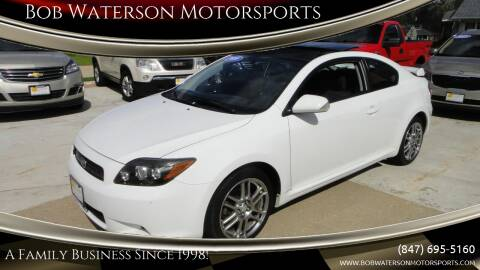 2009 Scion tC for sale at Bob Waterson Motorsports in South Elgin IL