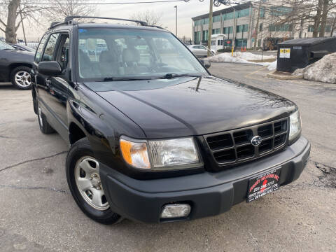 2000 Subaru Forester for sale at JerseyMotorsInc.com in Teterboro NJ
