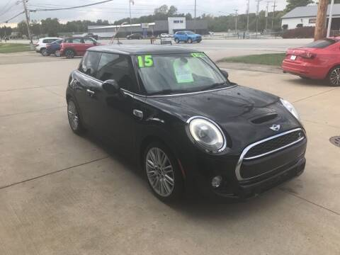 2015 MINI Hardtop 2 Door for sale at Auto Import Specialist LLC in South Bend IN