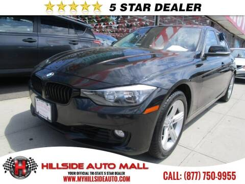2014 BMW 3 Series for sale at HILLSIDE AUTO MALL INC in Jamaica NY