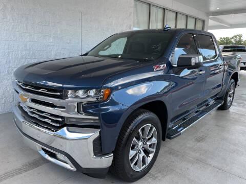 2019 Chevrolet Silverado 1500 for sale at Powerhouse Automotive in Tampa FL