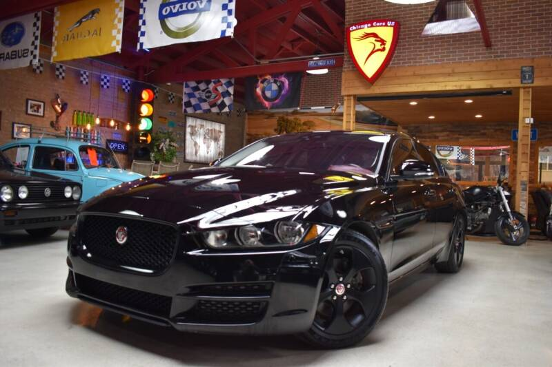2017 Jaguar XE for sale at Chicago Cars US in Summit IL