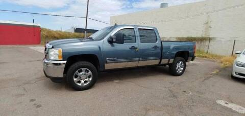 2011 Chevrolet Silverado 2500HD for sale at Advantage Motorsports Plus in Phoenix AZ