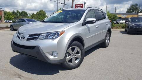 2015 Toyota RAV4 for sale at A & A IMPORTS OF TN in Madison TN