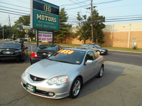 2004 Acura RSX for sale at Brookside Motors in Union NJ
