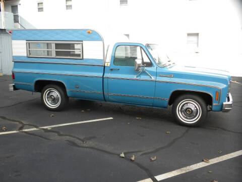 1973 Chevrolet C/K 10 Series for sale at D & B Auto Sales & Service in Martinsville VA