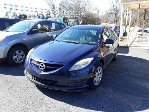 2009 Mazda MAZDA6 for sale at GALANTE AUTO SALES LLC in Aston PA