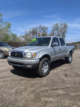 2002 Toyota Tacoma for sale at HORSEPOWER AUTO BROKERS in Fort Collins CO