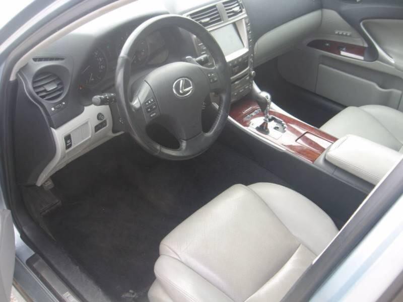 2006 Lexus IS 250 AWD 4dr Sedan - Waukesha WI