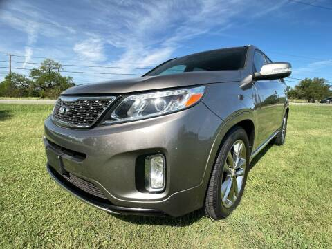 2014 Kia Sorento for sale at Carz Of Texas Auto Sales in San Antonio TX