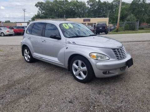 2004 Chrysler PT Cruiser for sale at North Chicago Car Sales Inc in Waukegan IL