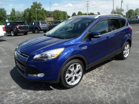 2016 Ford Escape for sale at CARSON MOTORS in Cloverdale IN