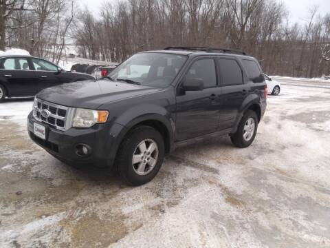 2009 Ford Escape for sale at Clucker's Auto in Westby WI