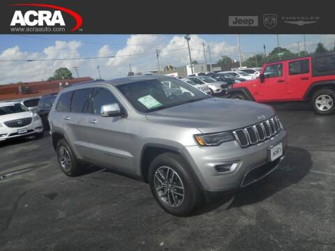2018 Jeep Grand Cherokee for sale at BuyRight Auto in Greensburg IN