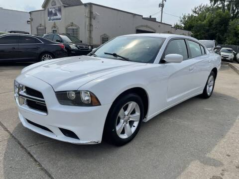 2014 Dodge Charger for sale at T & G / Auto4wholesale in Parma OH