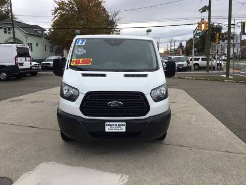 2017 Ford Transit Cargo for sale at Steves Auto Sales in Little Ferry NJ