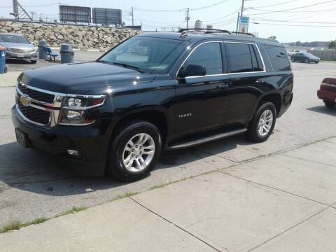 2015 Chevrolet Tahoe for sale at Nelsons Auto Specialists in New Bedford MA