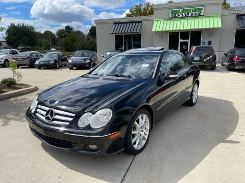 2007 Mercedes-Benz CLK for sale at Cross Motor Group in Rock Hill SC