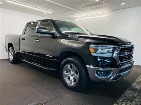 2019 RAM Ram Pickup 1500 for sale at Champagne Motor Car Company in Willimantic CT